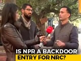 Video: Citizenship Debate: Is NPR A Backdoor Entry For NRC?