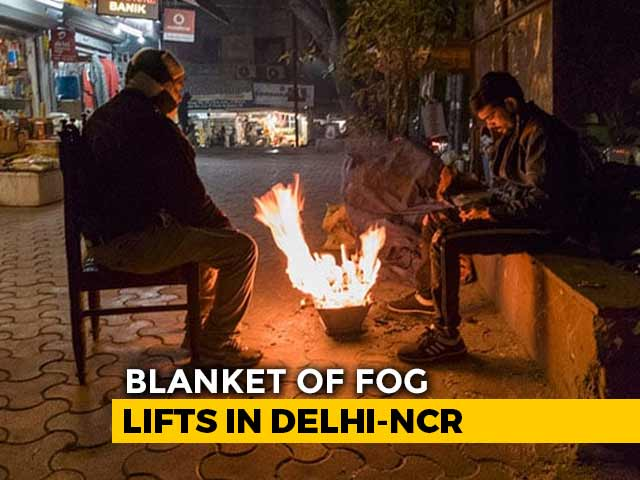 Video : UP's Kanpur Hits Zero Degrees, Delhi Gets Cold Wave Relief Till January 4