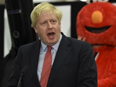 UK's Boris Johnson Wins Overall Majority In General Election