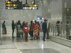 14 Flights Diverted, Rain Brings Down Temperature In Delhi