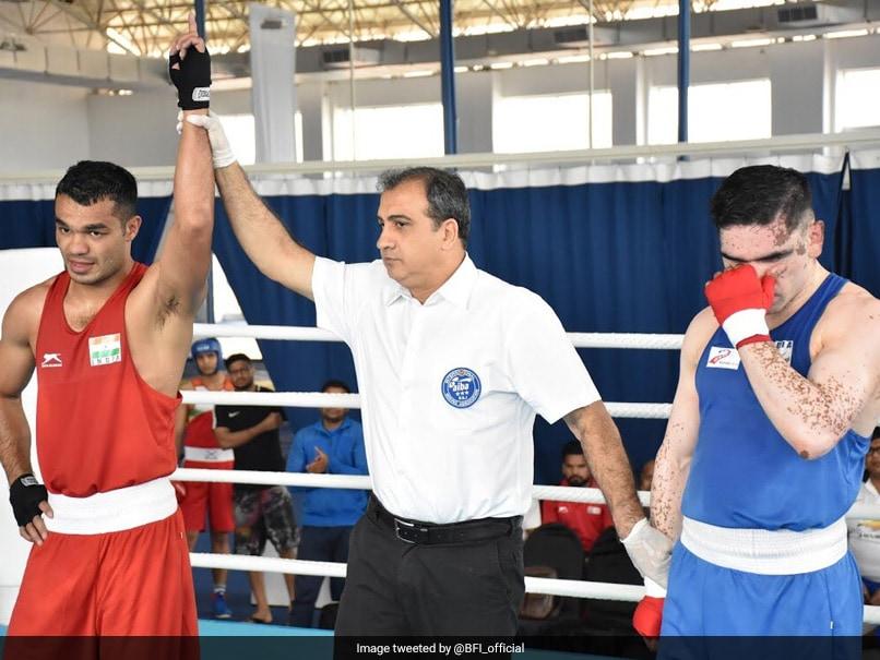 Olympic Qualifiers: Vikas Krishan Beats Duryodhan Singh Negi, Will Represent India In 69kg Category