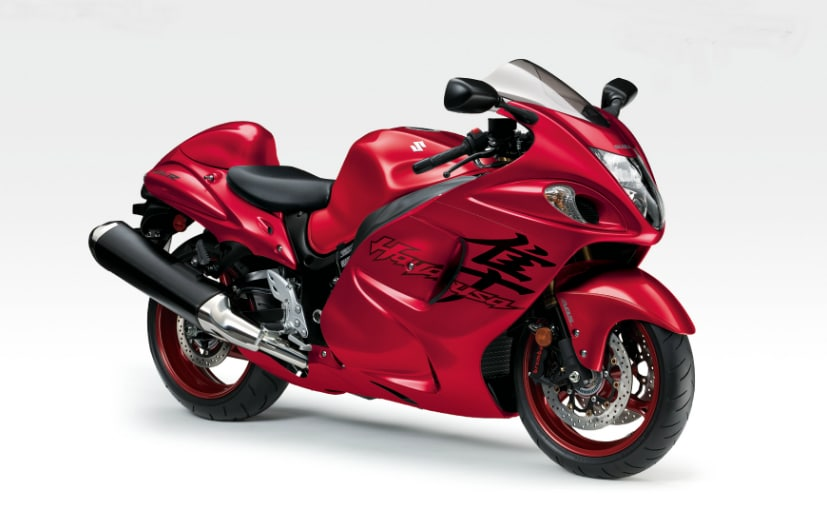 The 2020 Hayabusa was launched in the market only in December.