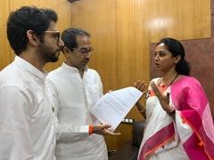 "Activate ""Nirbhaya Fund"", Supriya Sule Urges Uddhav Thackeray"