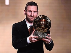 "Lionel Messi Says ""Retirement Is Approaching"" After Winning Ballon d"