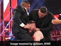 WWE: आर्थर्स ऑफ पेन के हाथों जमकर पिटाई खाने के बाद Kevin Owens ने यूं बयां किया दर्द...