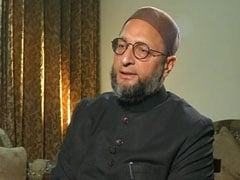 Asaduddin Owaisi Calls PM's Attention To 'Temple' Installed On Train Seat