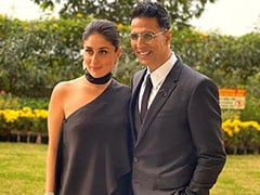 When Akshay Kumar Tried To Match Kareena Kapoor's 'Style Quotient.' See Pic