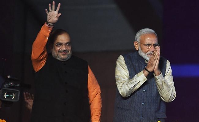 Amit Shah Congratulates PM Modi For Cabinet's Several 'Landmark Decisions'