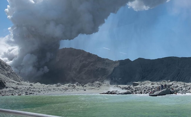 Tremor activity at New Zealand volcano impedes recovery effort