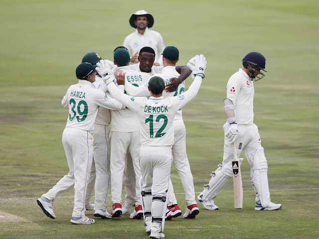 South Africa vs England: South Africa Break Englands Resistance To Clinch 107-Run Win In 1st Test