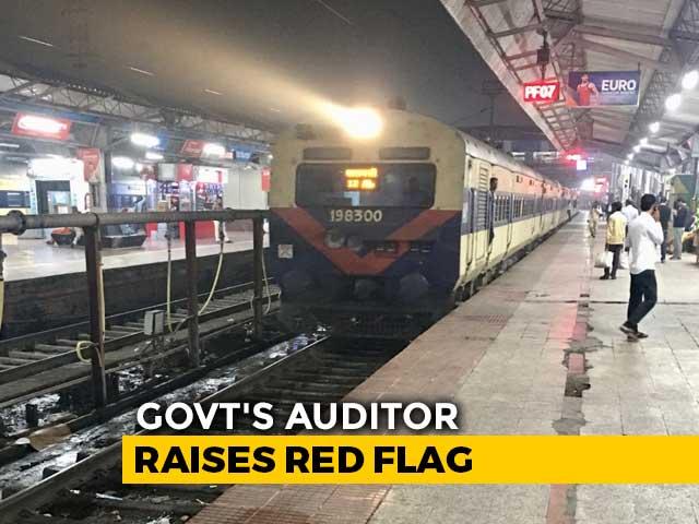 Video : Railways Operating Ratio In 2017-18 Was 98.44%, Worst In 10 Years: Report