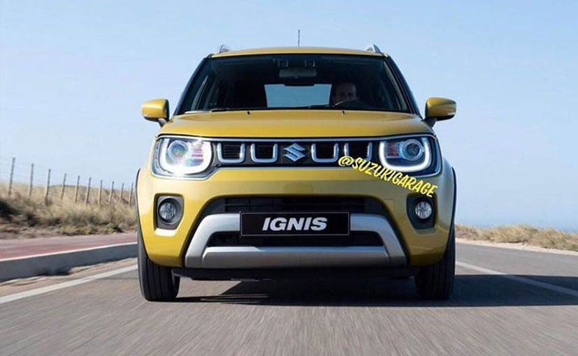 The 2020 Suzuki Ignis facelift brings a more butch appearance to the micro SUV