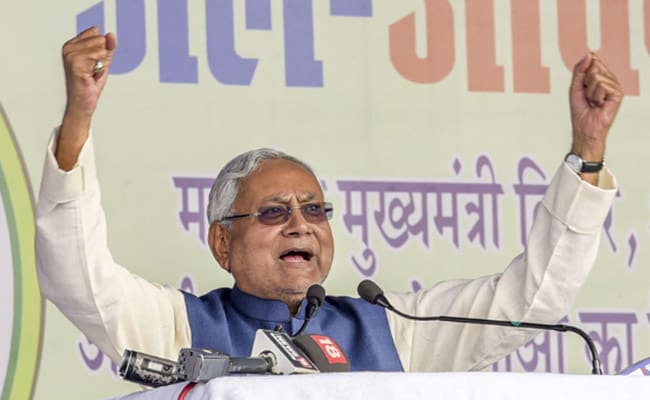 On Nitish Kumar's Post, A Dozen Repetitions From 3 BJP Leaders