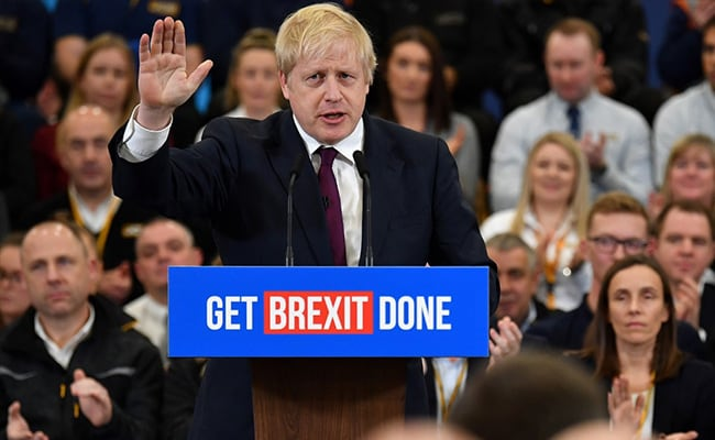UK Election Final Result: Boris Johnson's Conservative Party Wins 365 Seats