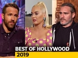 Video : Year-Ender Special: Best Of Hollywood & Music 2019