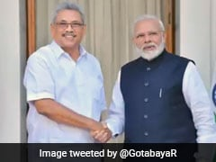 Sri Lankan President, PM Call PM Modi; Talk Of Strengthening Ties