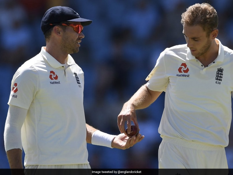 England might drop either Anderson or Broad for 2nd Test