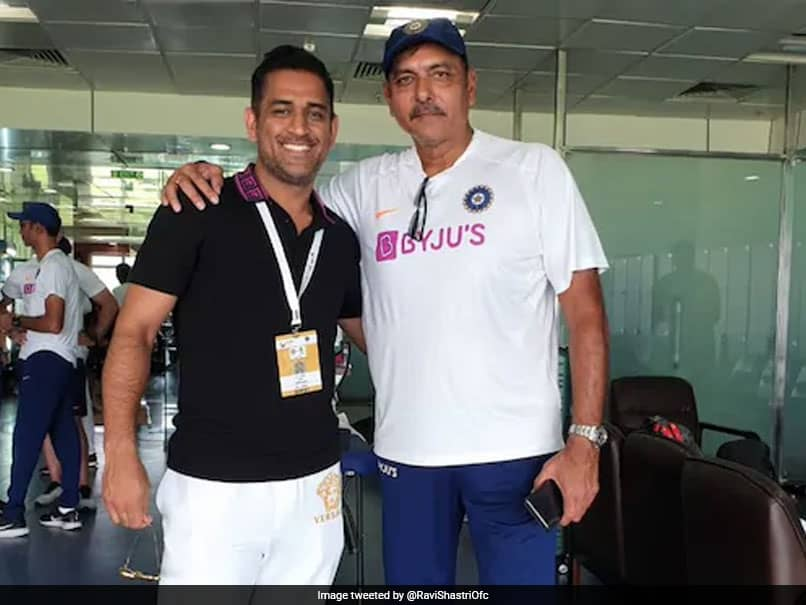 MS Dhoni Will Not Impose Himself On Indian Team, Says Ravi Shastri