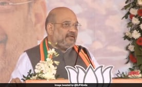 Amit Shah's 'Stomach Ache' Jibe At Congress Amid Protests In Northeast