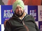 Video : Pakistan Knows That Punjab Means Business: Captain Amarinder Singh