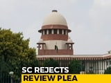Video : Death For Nirbhaya Convict, Confirms Supreme Court, Review Dismissed