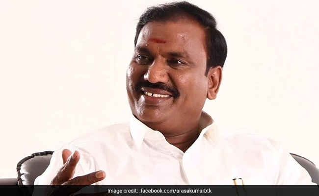 BJP Tamil Nadu Vice President Joins MK Stalin's DMK