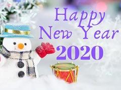 New Year 2020: दोस्तों और परिवार को इन मैसेजेस से दें नए साल की बधाई