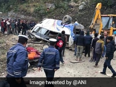 14 Killed, 18 Injured After Bus Falls Off Road In Nepal