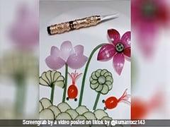 TikTok Viral Video: दुनिया की सबसे 'महंगी कलाकृति' है प्याज से बना यह आर्ट पीस