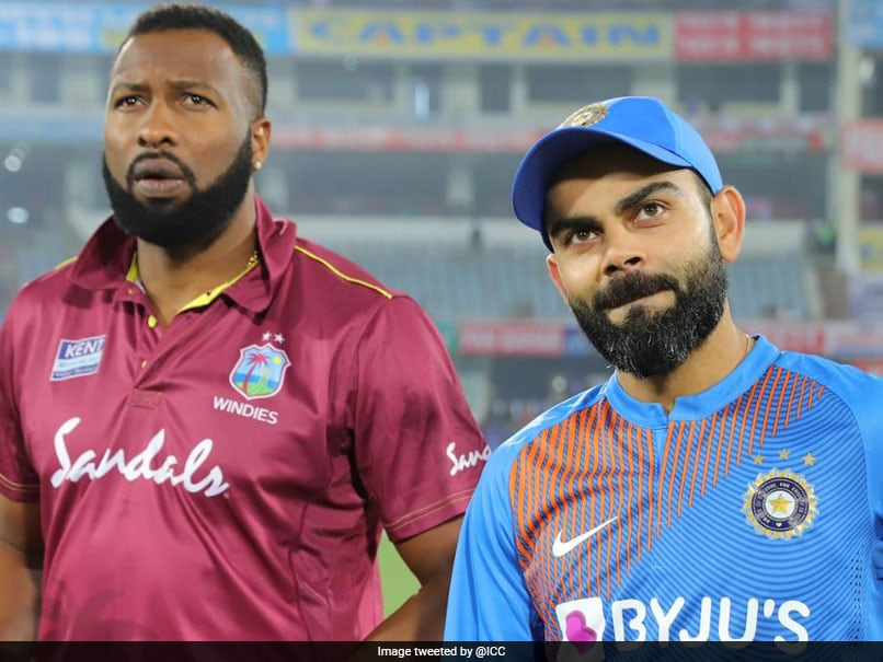 "India vs West Indies: Ask Virat Kohli Why He Is ""So Animated"" On Field: Kieron Pollard"