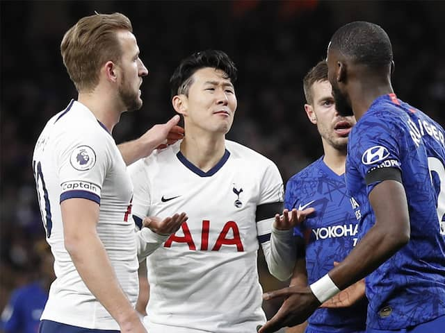 Antonio Rudiger Racism Row Takes New Twist Amid Reports Of Son Heung-Min Abuse
