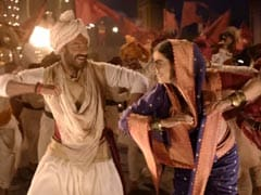 <I>Tanhaji</i> Song </i>Maay Bhavani</I>: Always Good To See Kajol And Ajay Devgn Together