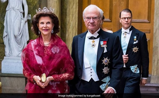 Sweden's King And Queen To Visit Mumbai Today
