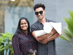 Arpita Khan Sharma And Aayush Sharma Take Baby Ayat Home. See Pics