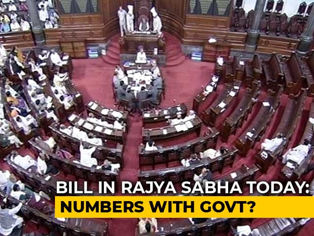 Video : Who Has The Numbers? Citizenship Bill In Rajya Sabha Today