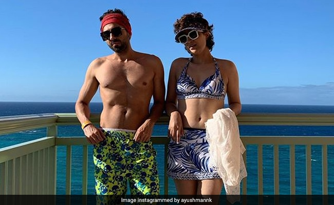 Christmas In The Bahamas: Ayushmann Khurrana And Tahira Kashyap's Holiday Bods Are Goals