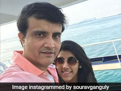 """""""Not True"""": Sourav Ganguly On Daughter's Post Amid Citizenship Law Row"""