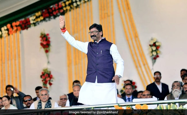 Hours After Swearing In, Hemant Soren's First Jharkhand Cabinet Decision