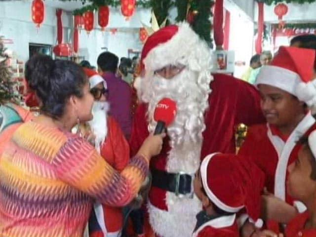 Video : Christmas Eve Cheer In Kerala