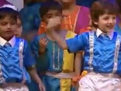 Viral: Shah Rukh Khan's Son AbRam Danced At His School's Annual Day