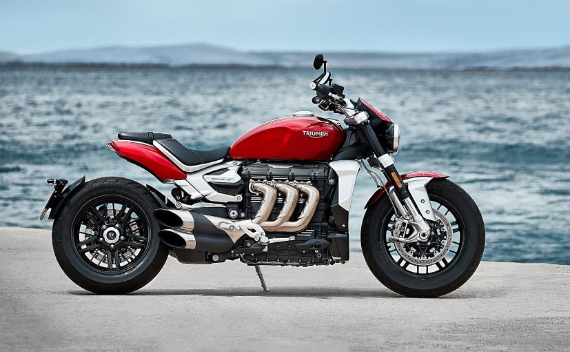 The 2020 Triumph Rocket 3 is offered in two variants globally - R and GT.