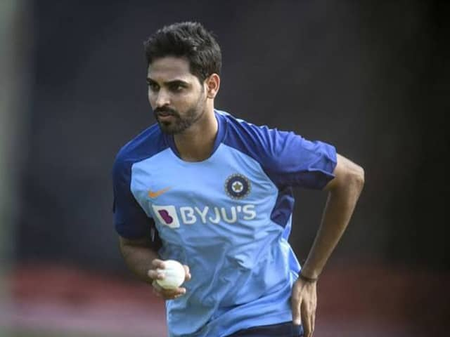 """""""World T20 9 Months Away, First Thing Is Getting Fit"""": Bhuvneshwar Kumar"""