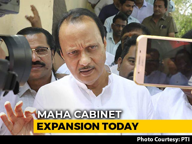 Video : Ajit Pawar Deputy Chief Minister In Cabinet Expansion Today: Sources