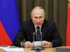 """Under Control"": Vladimir Putin On Russia's Coronavirus Situation"