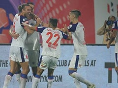 ISL: Bengaluru FC Climb To Top With Narrow 1-0 Win Over Odisha FC