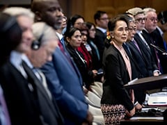 "Aung Suu Kyi Told To ""Stop The Genocide"" In UN Court Showdown"