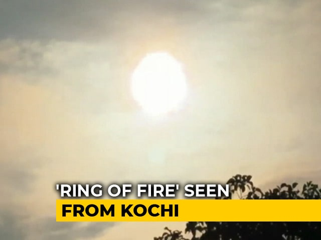 Video : Solar Eclipse 2019: Busting Myths From Open Air Observatories To Eating During Eclipse
