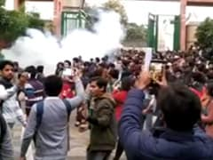 Jamia Students Clash With Delhi Police In Citizenship Act Protest
