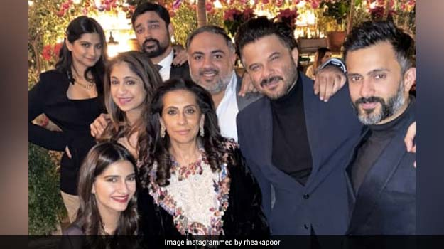 Anil Kapoor Celebrates 63rd Birthday With This Decadent-Looking Chocolate Cake In London