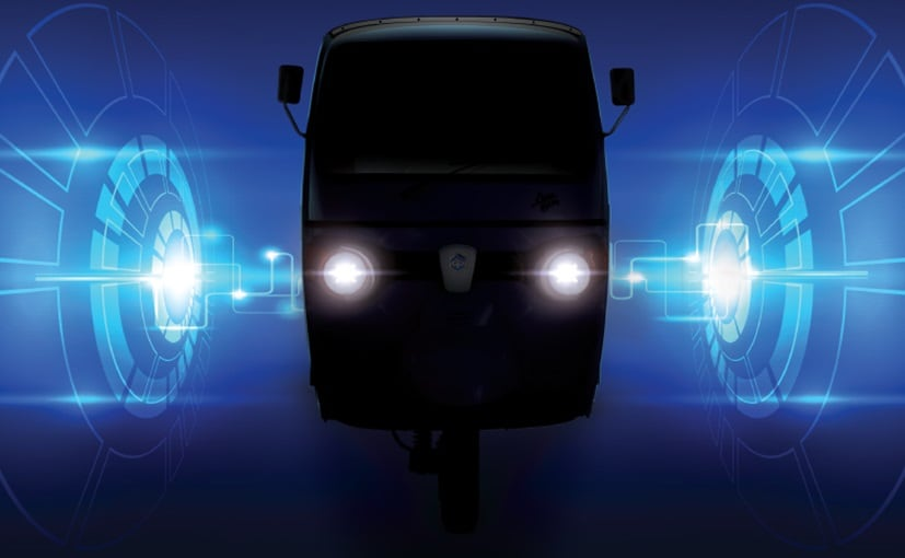 Piaggio Ape Electrik is likely to get smart swappable batteries with advanced lithium-ion technology